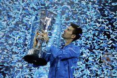 Novak Djokovic London 2015 Beta/AP Photo