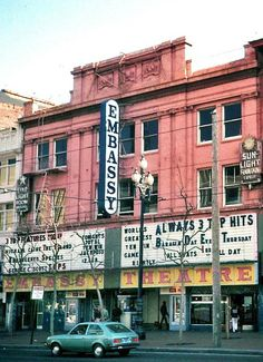 "There were times in 1986 when I spent all day in this nasty-ass theatre, because you could stay there all day for one ticket. The only movie I remember seeing was ""The Hitcher"" with Rutger Hauer and Jennifer Jason Leigh."
