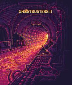 Dan Mumford - Ghostbusters 2 Details