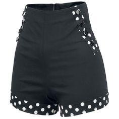 "Banjo and Cake Shorts, Women ""Sailor Shorts"" black • EMP"