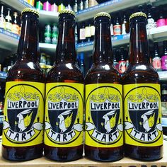 Liverpool Tart - 4.2% Gose from @madhatterbrewing available now