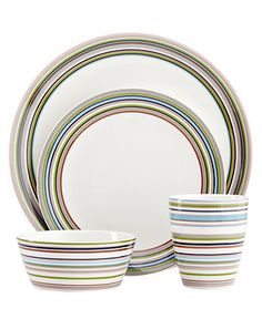 Iittala Dinnerware, Origo Brown Collection- I like this. Stoneware Dinnerware Sets, Tableware, Casual Dinnerware, Dinnerware Ideas, Table Settings, Entertainment, Plates, Ceramics, Dining