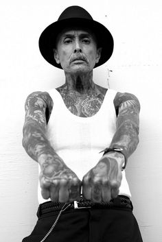 old Vato. Now this is Chicano