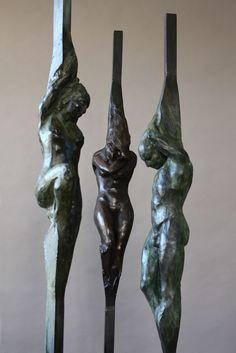 Esculturas de Rogério Timóteo
