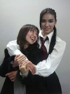 sayaka and yuko