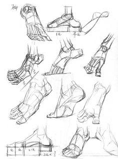 Learn To Draw People - The Female Body - Drawing On Demand Human Anatomy Drawing, Human Figure Drawing, Figure Drawing Reference, Anatomy Reference, Drawing Legs, Feet Drawing, Life Drawing, Body Anatomy, Anatomy Art
