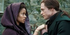 Such a good movie, amazing costumes, great plot, and swoon worthy Prince Charming *sigh* Gugu Mbatha-Raw and Sam Reid in a scene from the film, Belle. Sam Reid, Belle Movie, Movie Tv, Movies Showing, Movies And Tv Shows, Mbatha Raw, Image Film, Interracial Love, Now And Then Movie