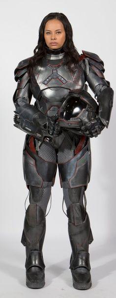 Expanse Tv Series, The Expanse Tv, Fiction Movies, Science Fiction Art, Armadura Sci Fi, Cyberpunk, Sci Fi Armor, Future Soldier, Sci Fi Series