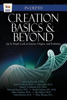Creation Basics & Beyond - many authors.  Institute for Creation Research (bookshelf) www.180movie.com