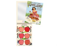 theBalm How Bout Them Apples Lip and Cheek Cream Palette Love this quirky palette from The Balm with rosy reds and pinks to be used for blush or on lips. Easy A, Cream Blush, Lip Cream, Beauty Box, Beauty Makeup, Makeup Haul, Beauty Full, Beauty Stuff, Beauty Essentials