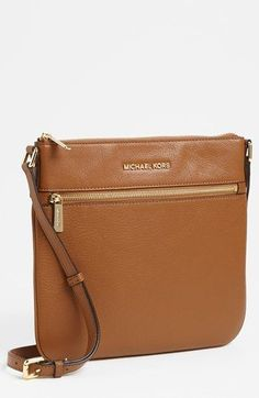 MICHAEL Michael Kors 'Bedford' Crossbody Bag available at #Nordstrom