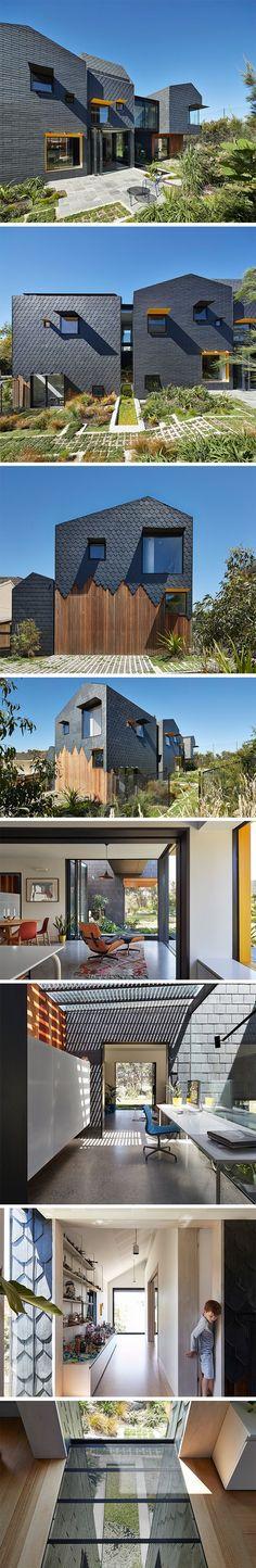 Charles House by Austin Maynard Architects.