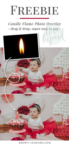 New Birthday Photography Candles Ideas