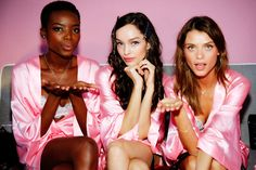 I Followed the Victoria's Secret Angels' Skincare Routine—And It Was Actually Easy from InStyle.com