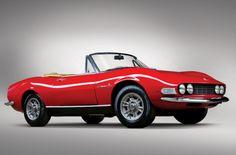 Fiat Dino Spider 2.4l