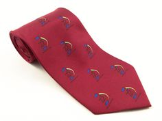 Indian Air Force Logo Necktie. Quality : Printed Silk  Design Copy Rights Reserved. Sold By : Toss Marketing Pvt. Ltd.