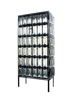 Christophe Côme : Tall Triscota Cabinet