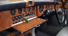 1969 Jaguar 420 G - perfectly restored - big sliding roof