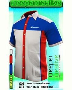 ebefe5d3355 Baju Korporat Creative Products