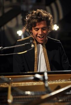 Mika 2009 at Abbey Road