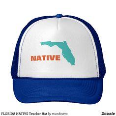 FLORIDA NATIVE Trucker Hat