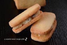 レーズンバターサンドクッキー|教えてあげたいわたしの毎日ごはん マイごはん