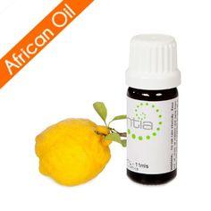 Escentia Lemon (Citrus limon) Pure Essential Oil