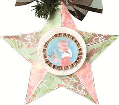 Project Center - Star Ornament