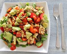 DeniChant | Food Of The Day – Healthy lunch inspiration: Salades | http://denichant.nl