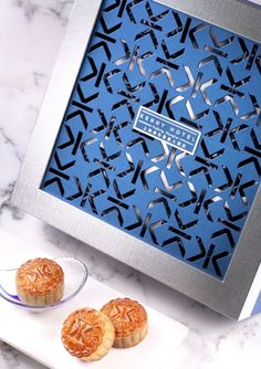 Kerry Box 嘉月 RMB 268 6枚 80g Danish Bakery, Laser Cut Box, Chinese Element, Cake Packaging, Cookie Box, Mid Autumn, Moon Cake, Creative Package, Package Design