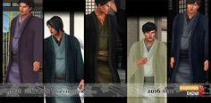 Men's Haori kimono [new]