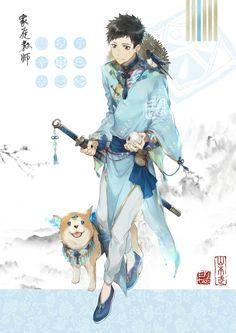 Yamamoto and Jirou Hitman Reborn, Reborn Katekyo Hitman, Anime Guys, Manga Anime, Anime Art, Reborn Anime, Anime Krieger, Comics Anime, Maou Sama