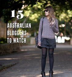 Who are your fave Australian fashion bloggers? Australian Bloggers, Fashion Blogs, Aussies, Australian Fashion, Leather Skirt, Mini Skirts, Business, Awesome, Tops