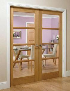 Benefits that you could derive by using the interior wood doors for your home or office. Half Glass Interior Door, Interior Doors For Sale, Interior Barn Doors, Exterior Doors, External Wooden Doors, Custom Wood Doors, Oak Doors, Entry Doors, Front Entry