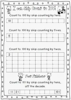 100 Days Of School Printables | February Printables COMBO 100th Day of School and Valentine's Day