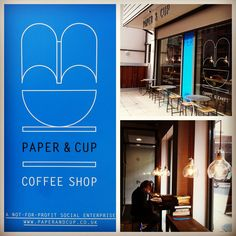 Paper & Cup cafe