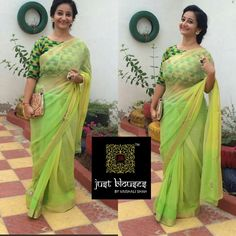DR.AANAL KANGAD # JUST BLOUSES BY VAISHALI SHAH # CLIENT DIARIES # TRUE JB-nian