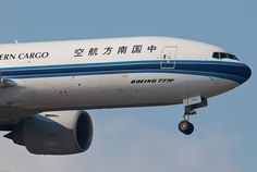 Unbiased online resource regarding flight as well as air travel details, reports and opinions. http://airlinepedia.net/ China Southern Airlines (Cargo)...