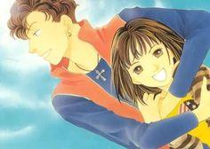 Hana Yori Dango #anime Tsukasa and Tsukushi