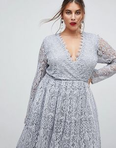 http://www.asos.com/asos-curve/asos-curve-long-sleeve-lace-midi-prom-dress/prd/8754679?clr=grey&SearchQuery=&cid=8799&gridcolumn=3&gridrow=16&gridsize=4&pge=2&pgesize=72&totalstyles=457