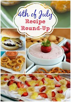 The Country Cook: 4th of July Recipe Round-Up