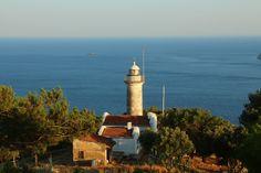 "500px / Photo ""Gelidonya Lighthouse"" by Atilla Aydin"
