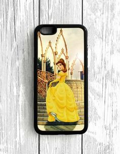 Beauty And The Beast Belle Princess iPhone 5C Case