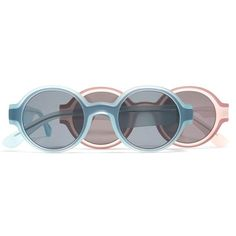 MMDUAL005 and MMDUAL006 are the two complementary manifestations of the round shape in the DUAL collection by MYKITA + @Margiela. https://mykita.com/maison-margiela