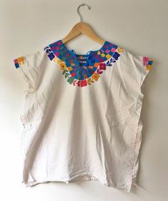 Image of Vintage Mexican blouse