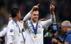 LaLiga: Real Madrid head coach Julen Lopetegui is convinced Gareth Bale can step up and lead a new-look attack in the absence of Cristiano Ronaldo. Jack Grealish, Bicycle Kick, At Madrid, International Champions Cup, Transfer News, Under The Lights, Aston Villa, Gareth Bale, World Of Sports