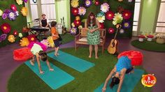 Tune in on Saturday, October 4th at 8AM ET to catch the premiere of Yogapalooza, a new kids' yoga and music tv show. With singer/yoga teacher, Bari Koral, kids ignite...  Read more »