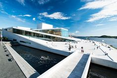Oslo Opera House, Fly Travel, Walt Disney Concert Hall, Snow Images, Flight Deals, Travel Expert, Famous Buildings, Norway Travel, Next Holiday