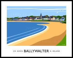 BALLYWALTER art print