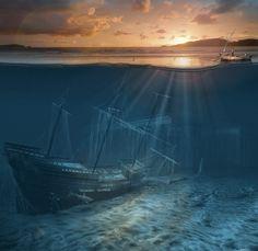 Shipwreck Bermuda